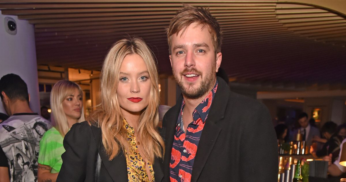 Love Island's Laura Whitmore and Iain Stirling 'get married in secret ceremony'
