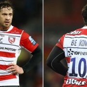 Cipriani leaves Gloucester but Cherry and Whites insist there was no bust-up