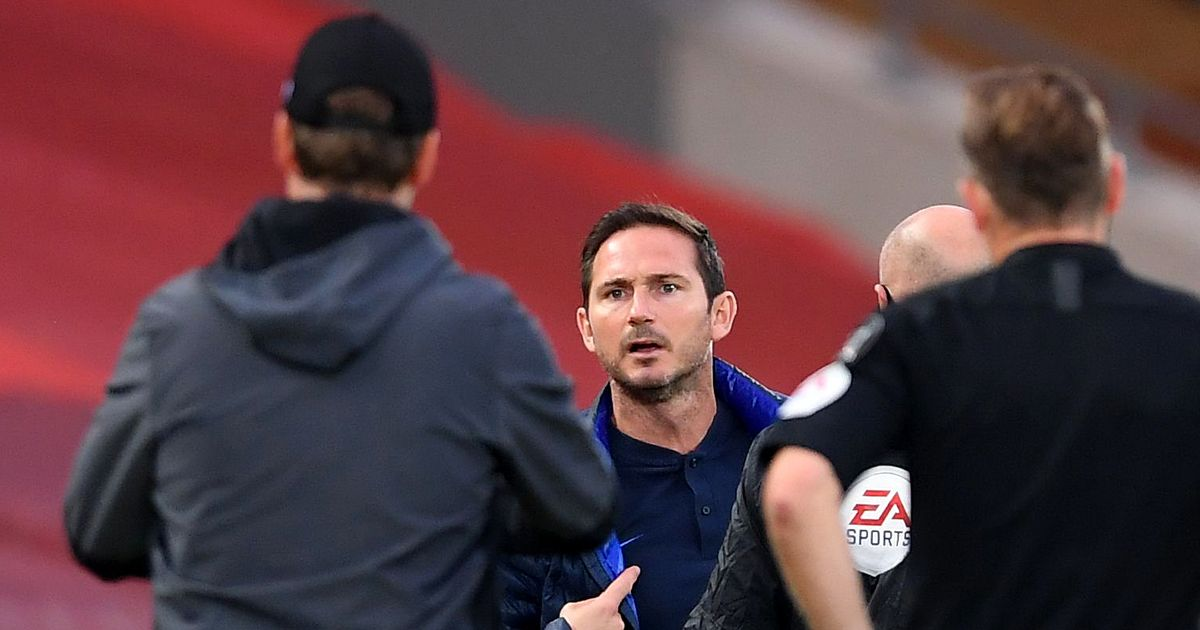"Jurgen Klopp's ""ridiculous"" comment that comes back to haunt Frank Lampard"
