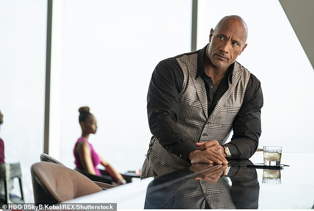 The Rock:The top 10 is rounded out by Dwayne Johnson, the world's highest-paid actor who took in $87.5 million