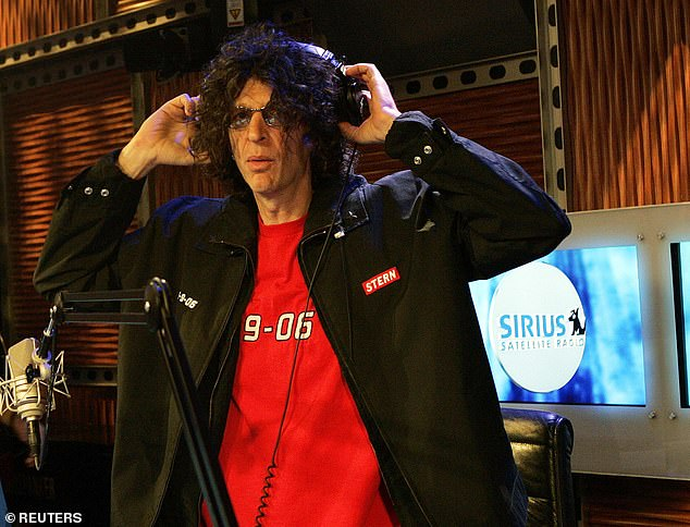 Howard:Shock jock Howard Stern comes in eighth place on the Forbes list with $90 million, though he could rise on next year's list