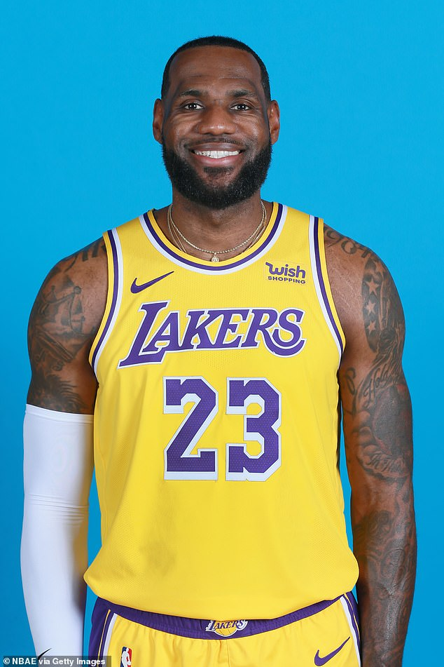LeBron:NBA star LeBron James comes in ninth with $88.2 million, including his Los Angeles Lakers salary, numerous endorsements and his own film/TV production company