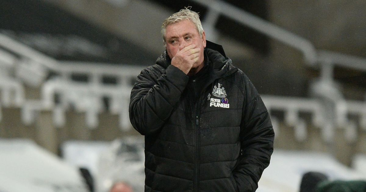 """Steve Bruce says coronavirus has """"wiped out"""" two Newcastle stars for weeks"""