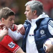 """Mourinho at Anfield: Ghost goals, """"clowns in the circus"""" and brutal Man Utd end"""