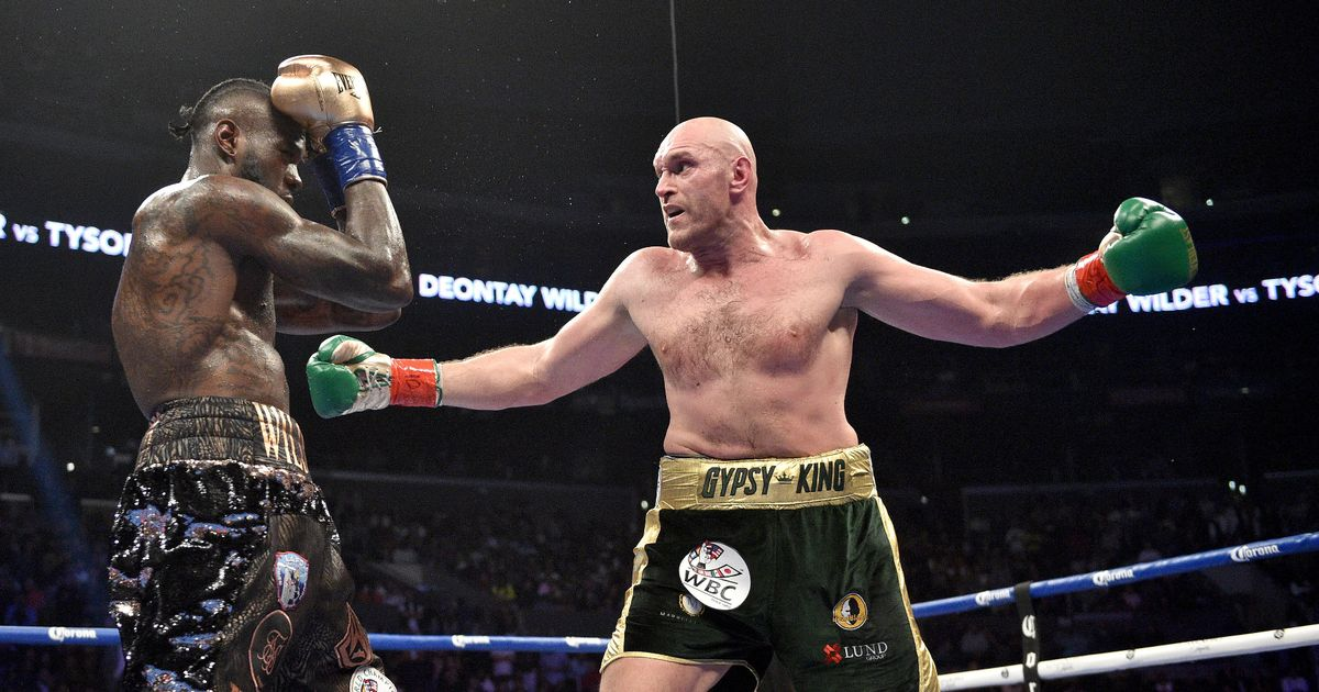 Tyson Fury's power questioned ahead of Anthony Joshua mega-fight