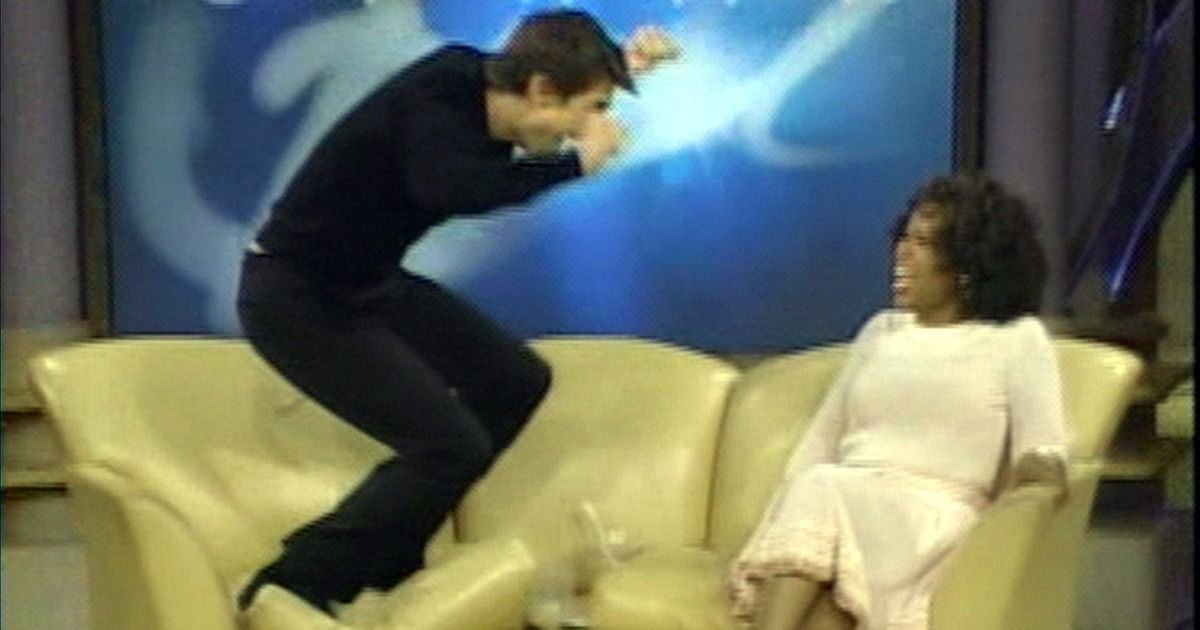 Tom Cruise's history of outbursts – From that Oprah moment to blasting MI7 crew
