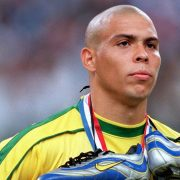 Ronaldo names the best he has played with and four players who inspired him