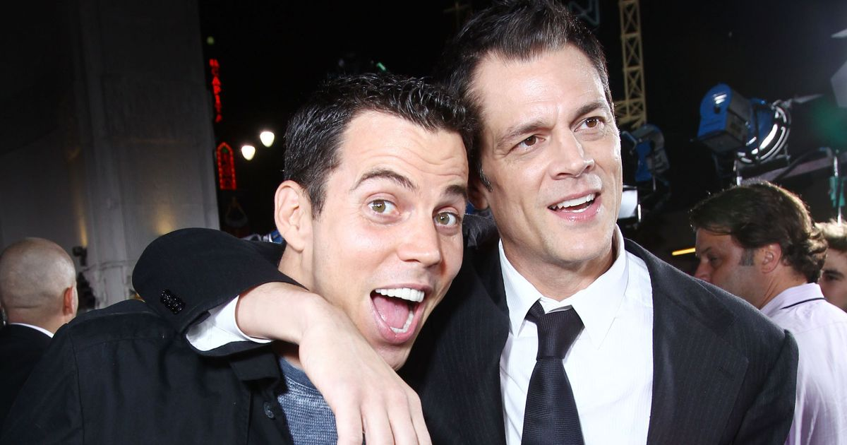 Jackass 4 stars Johnny Knoxville and Steve-O hospitalised two days into filming