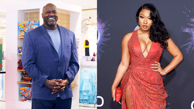 Shaq & Megan Thee Stallion: The Truth About If He Was Really 'Shooting His Shot' With Flirty Comment