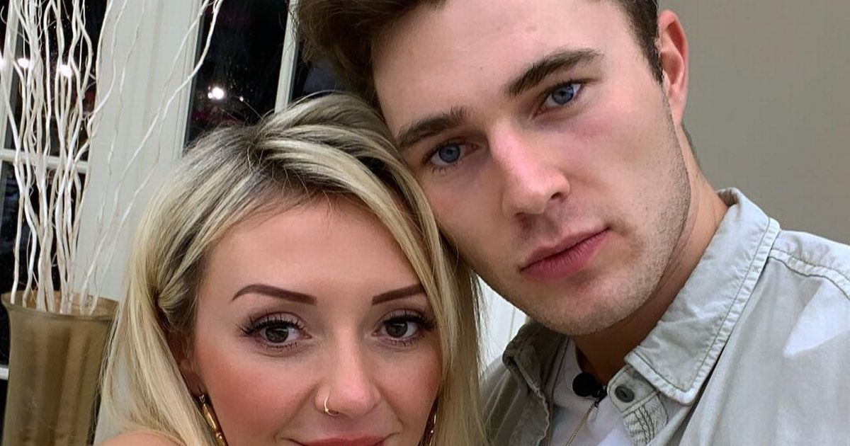 Curtis Pritchard teases he is 'dating' Coronation Street's Kimberly Hart-Simpson