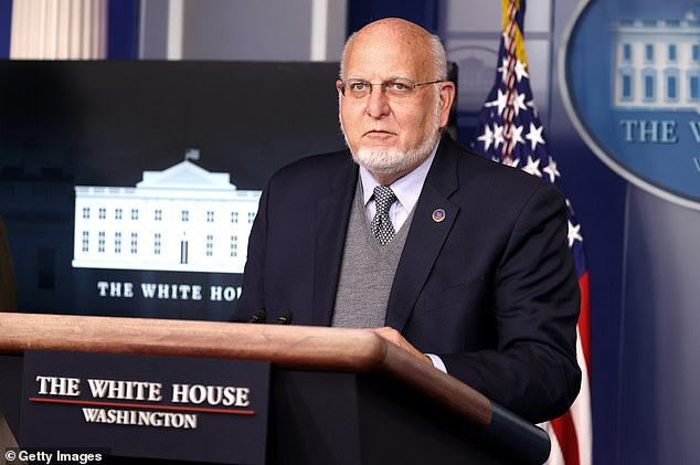Centers for Disease Control and Prevention (CDC) Commissioner Robert Redfield fielded requests for changes to CDC reports from White House officials