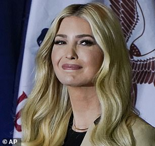 First daughter Ivanka Trump offered suggestions on schools, the former chief of staff of the CDC told the New York Times
