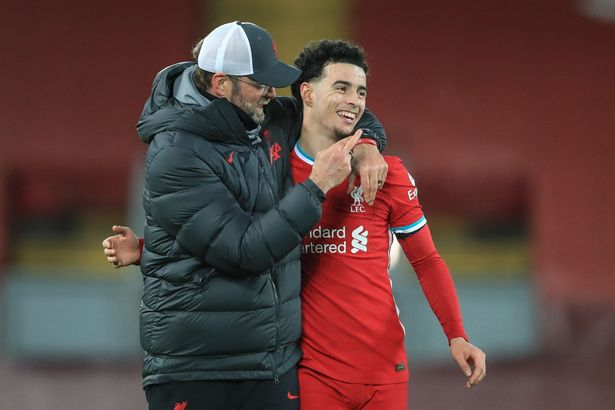 Jones has become a vital player for Klopp at Liverpool