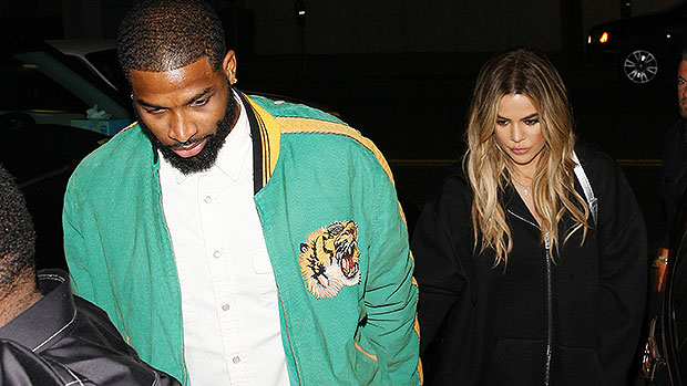 Khloe Kardashian & Tristan Thompson Reunite For Dinner Date After He's Pictured With Mystery Woman