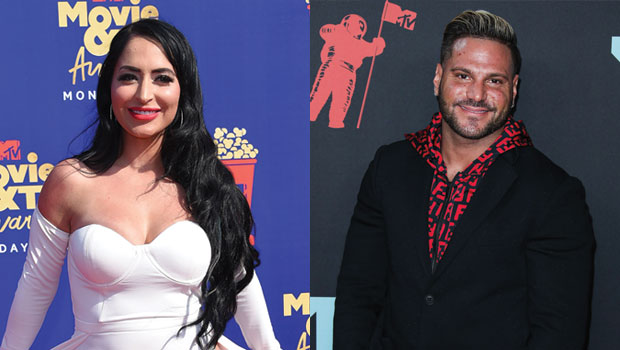 Angelina Pivarnick Reveals Ronnie Magro Is 'Happy' & 'Staying Out Of Drama' After Debuting New GF On IG