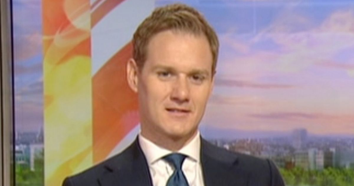 BBC Breakfast's Dan Walker says he was sacked from talkSPORT 'despite apology'