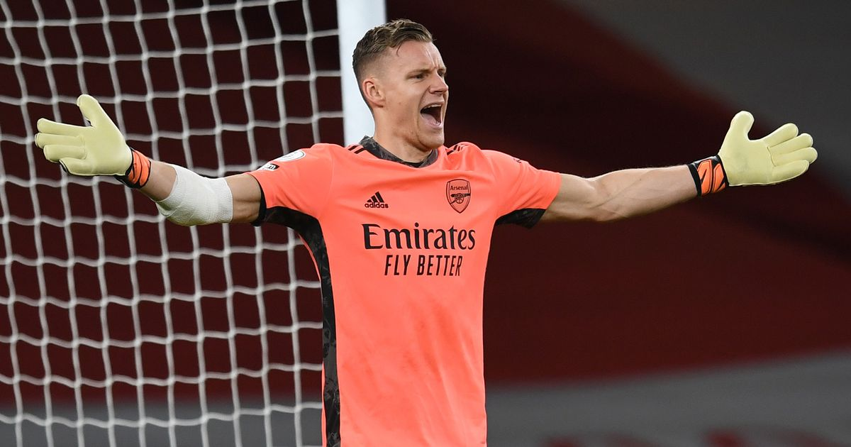"""Bernd Leno launches scathing attack on Arsenal teammates over """"mistakes"""""""