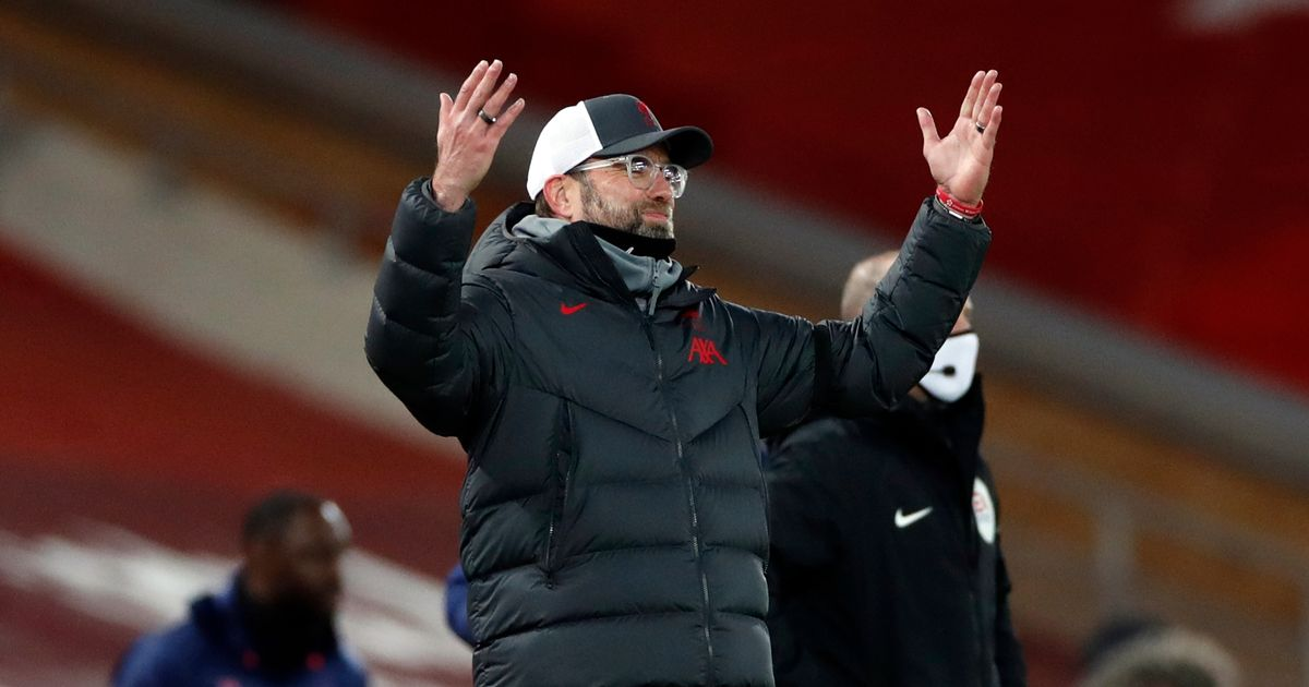 Klopp details what he noticed about young Liverpool duo during win over Spurs