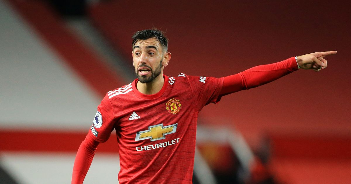 Man Utd told they should be 'concerned' about Bruno Fernandes having head turned