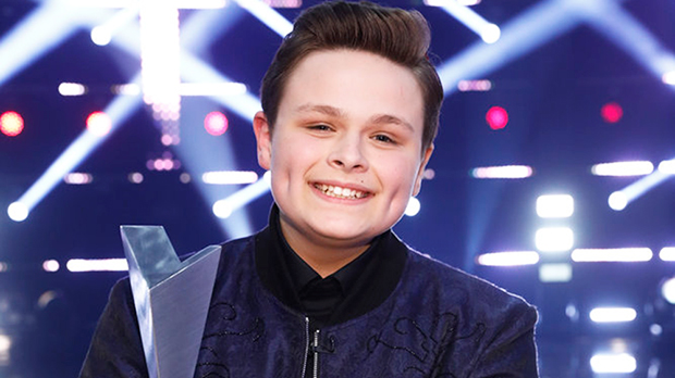 'The Voice' Winner Carter Rubin Reveals He's Working On A 'Few Songs' & His Hope For An Acting Career