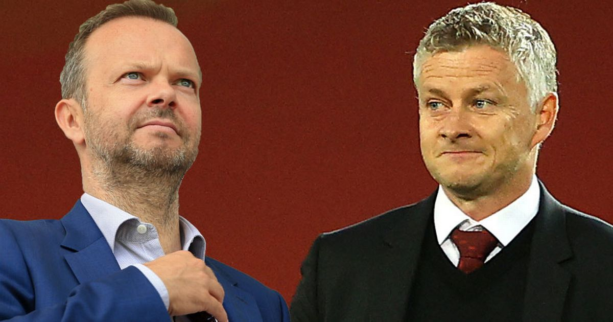 Woodward's new transfer plan shows he has already made Solskjaer decision