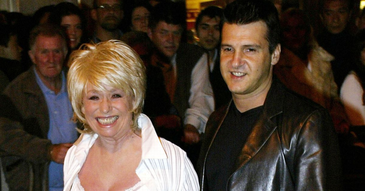 Barbara Windsor's husband Scott 'can't believe she's not here' after her death