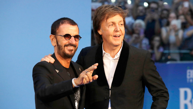 Ringo Starr Reunites With Paul McCartney On New Song 50 Years After The Beatles Split — Listen