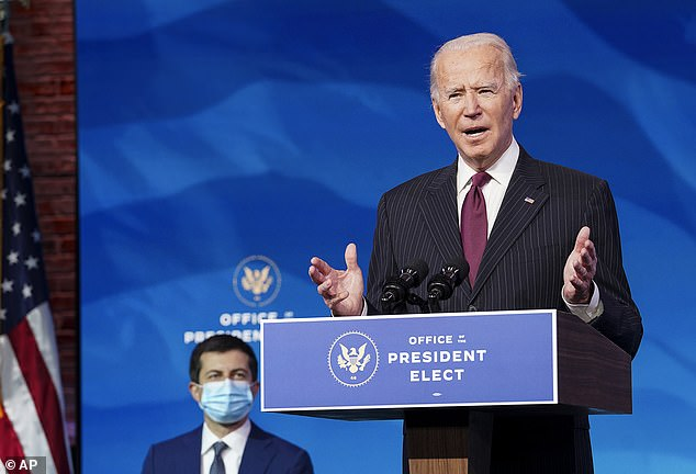 President-elect Joe Biden had been encouraged to pick Haaland by a broad coalition of tribal groups, mainstream Democrats, progressive activists and Hollywood stars