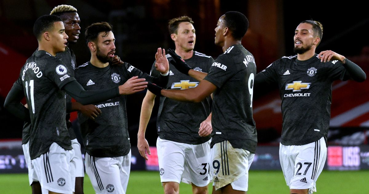 Solskjaer eyes title challenge after Man Utd firepower stuns Sheffield Utd