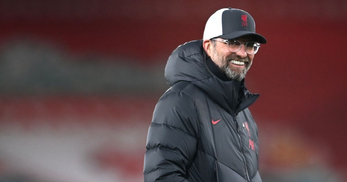 Jurgen Klopp details Liverpool's inside joke about January transfer window