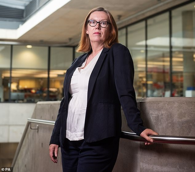 The latest positive sign comes after Professor Sarah Gilbert, the lead researcher behind the new vaccine, said on Friday that she hoped the jab 'isn't too far off' from being approved