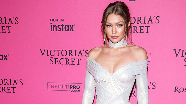 Gigi Hadid Brings Baby Daughter, 3 Mos., Outside To Experience Her '1st Snow' In NYC — Pic