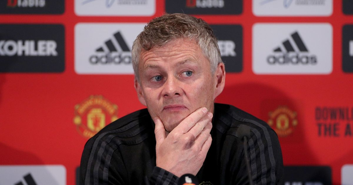 Solskjaer's dig at Leeds as Man Utd boss prepares to renew hostilities
