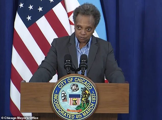 Chicago Mayor Lori Lightfoot last week apologized to Young for a misguided police raid on her apartment in 2019, and for the city's efforts to block release of bodycam footage