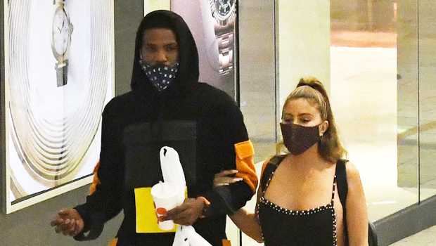 Larsa Pippen & Malik Beasley Caught Nearly Kissing In Minnesota After His Wife Files For Divorce