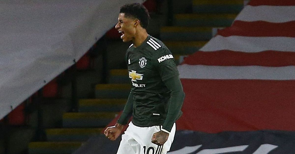 Marcus Rashford set to land bumper new Man Utd deal in the new year