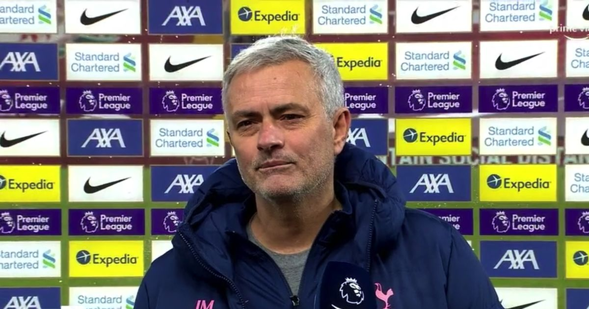 """Jose Mourinho explains how he has changed from """"arrogant"""" boss of 15 years ago"""