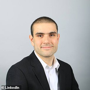 Minassian, pictured, has been diagnosed with autism spectrum disorder, a critical factor in his trial
