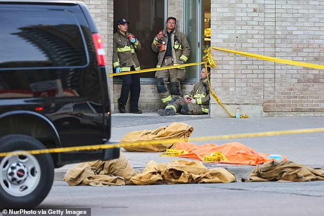 The attack is the deadliest vehicular homicide in Canada's history
