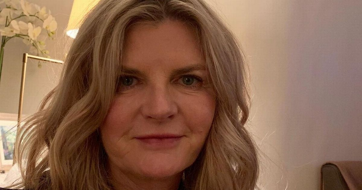 Susannah Constantine opens up on being alcoholic and AA meetings for first time