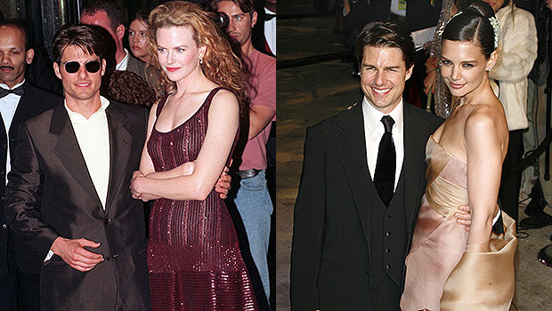 Tom Cruise's Romantic History: From Nicole Kidman To Katie Holmes & More