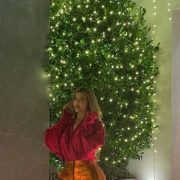 Celebs' most extravagant Xmas decorations from Michelle Keegan to Mariah Carey