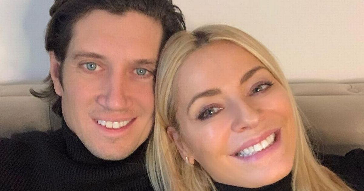 Tess Daly 'sobbed uncontrollably' watching Vernon Kay on I'm A Celebrity
