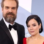 Stranger Things star David Harbour gushes over 'deeply kind' new wife Lily Allen
