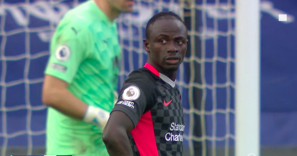 Jurgen Klopp reacts to Sadio Mane's angry response to being replaced by Mo Salah
