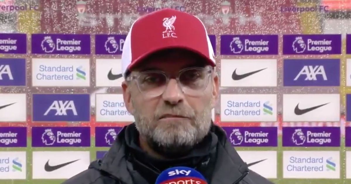 Klopp responds to Salah admitting he's open to joining Real Madrid or Barcelona