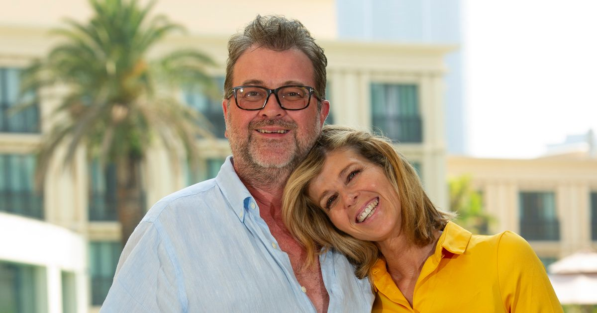 Kate Garraway hoping to form a bubble with Derek so she can see him at Christmas