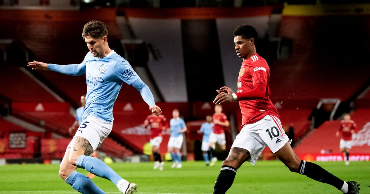 "Louis van Gaal claims Man Utd were Man City's ""servants"" in attack on Solskjaer"