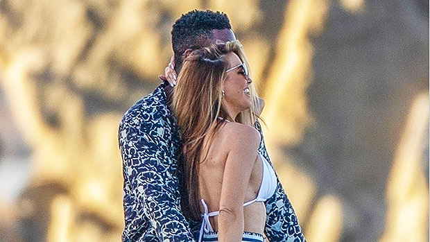 Chrishell Stause & New BF Keo Motsepe Pack On PDA While Enjoying Mexico Getaway — See Pics