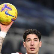 Barcelona presidential hopeful makes Arsenal's Bellerin his top transfer target